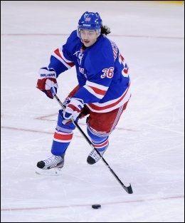 SUKSESS: Mats Zuccarello i New York Rangers er ett av eksemplene Kjetil Jansrud mener det er spennende å lytte til. Foto: Maddie Meyer, Afp