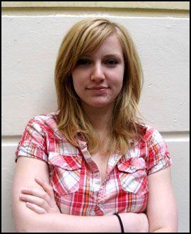 BEKYMRET: Leder Mari Eifring i Rød Ungdom mener det er dyrere å være russ nå enn det var for to år siden da hun selv var russ. Foto: Rød Ungdom