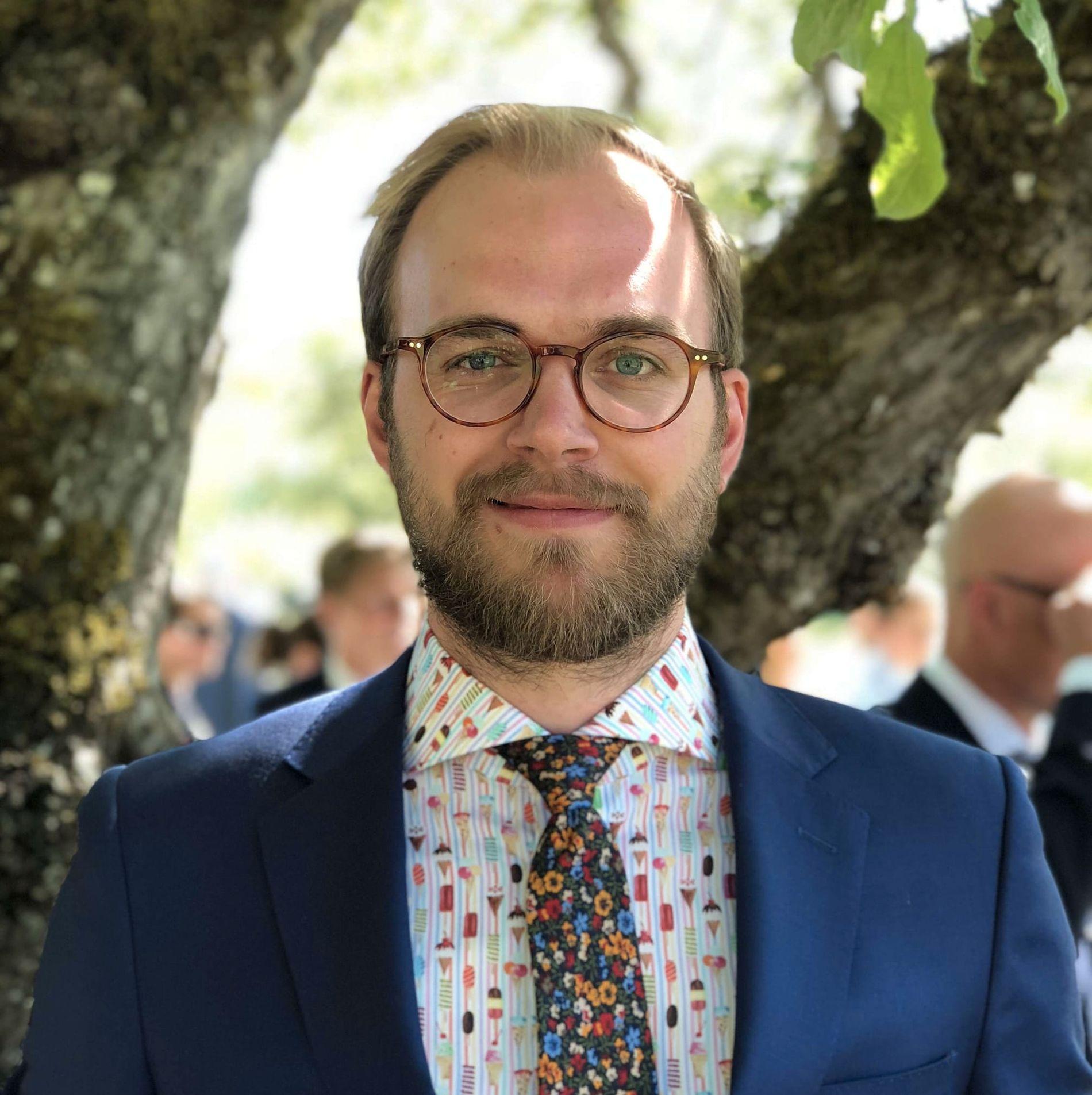 Simen Viik Sørensen.