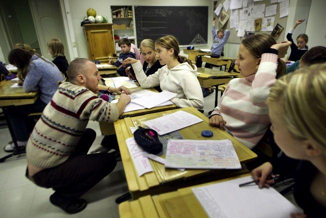 FINSK SKOLE: – Skolen i Finland lykkes fordi samfunnet er intellektuelt sultent og interessert i læring. De er ikke bedøvet av oljen og forbruket og den midlertidige økonomiske sikkerheten - og selvsikkerheten - den gir, skriver Sanna Sarromaa, som har flyttet tilbake til hjemlandet etter mange år i Norge.