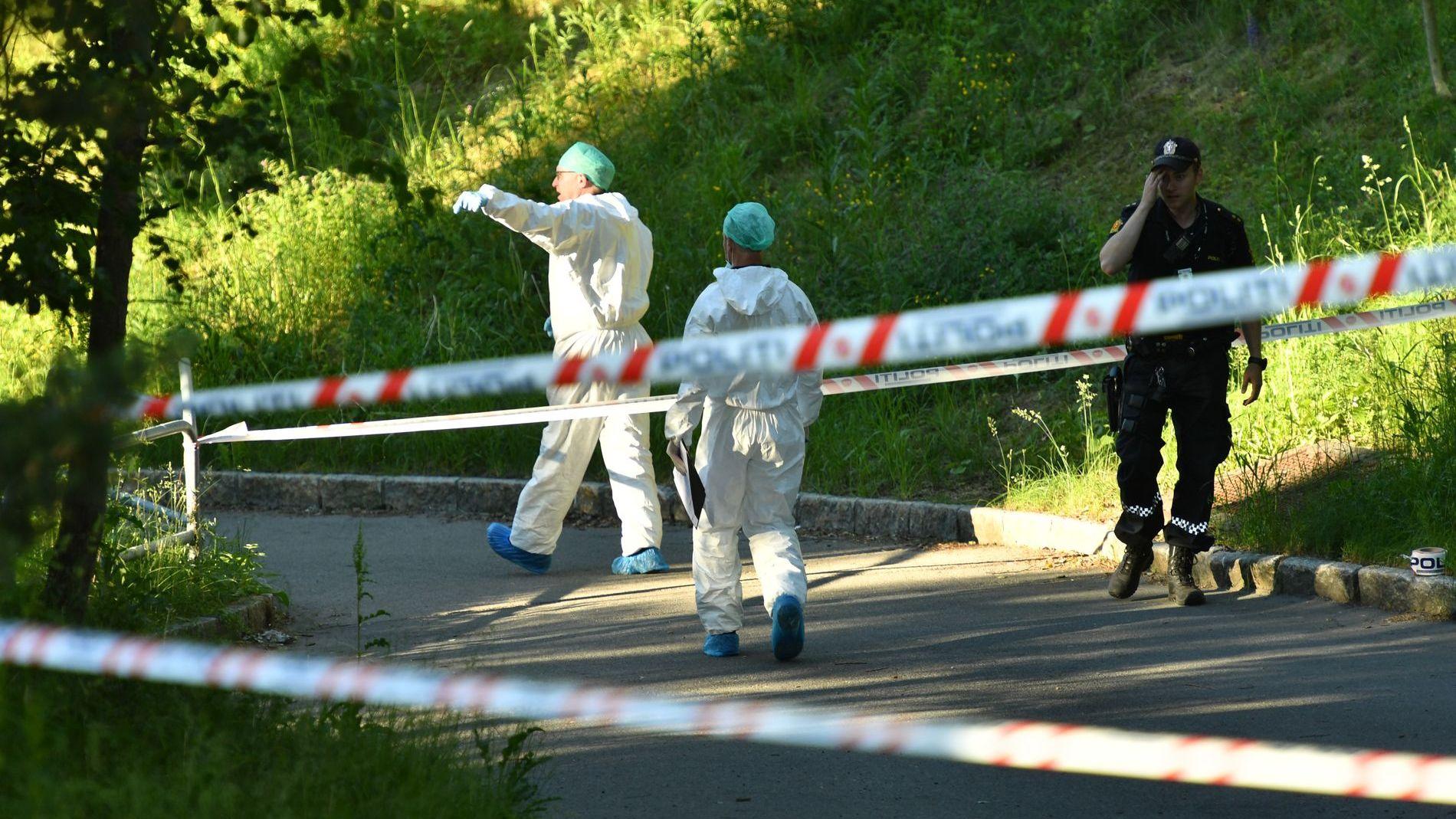 18 års fengsel for Etterstad drapet – VG