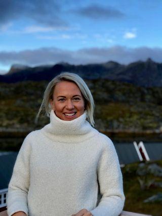 Kathrine Raknerud i EF.