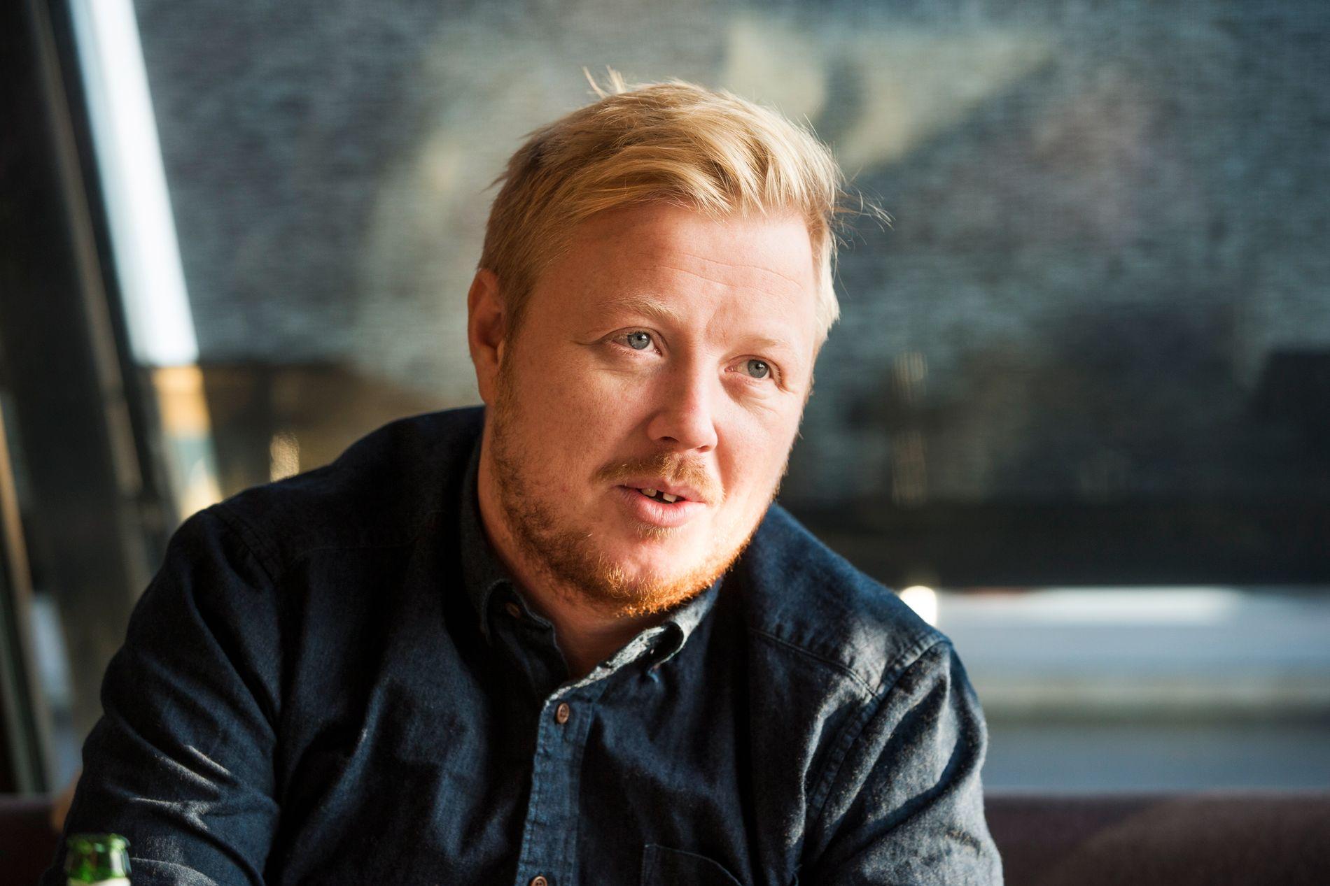 BRÅSTOPP: Kurt Nilsen har herjet VG-lista med alle sine plateutgivelser. Nå ser det ut til å dabbe av. Foto: FRODE HANSEN