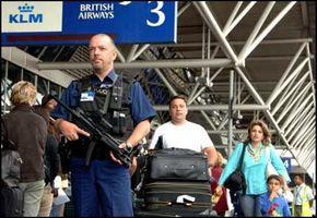 20.000 kofferter savnet etter terroralarm