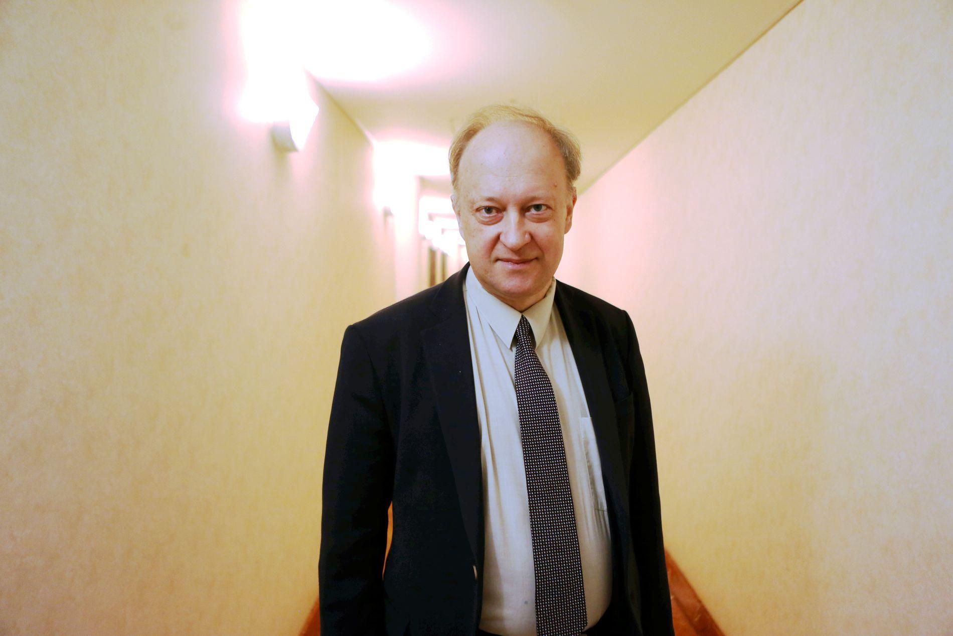 GENERALDIREKTØR: Andrej Kortunov ved Russisk utenrikspolitisk råd.