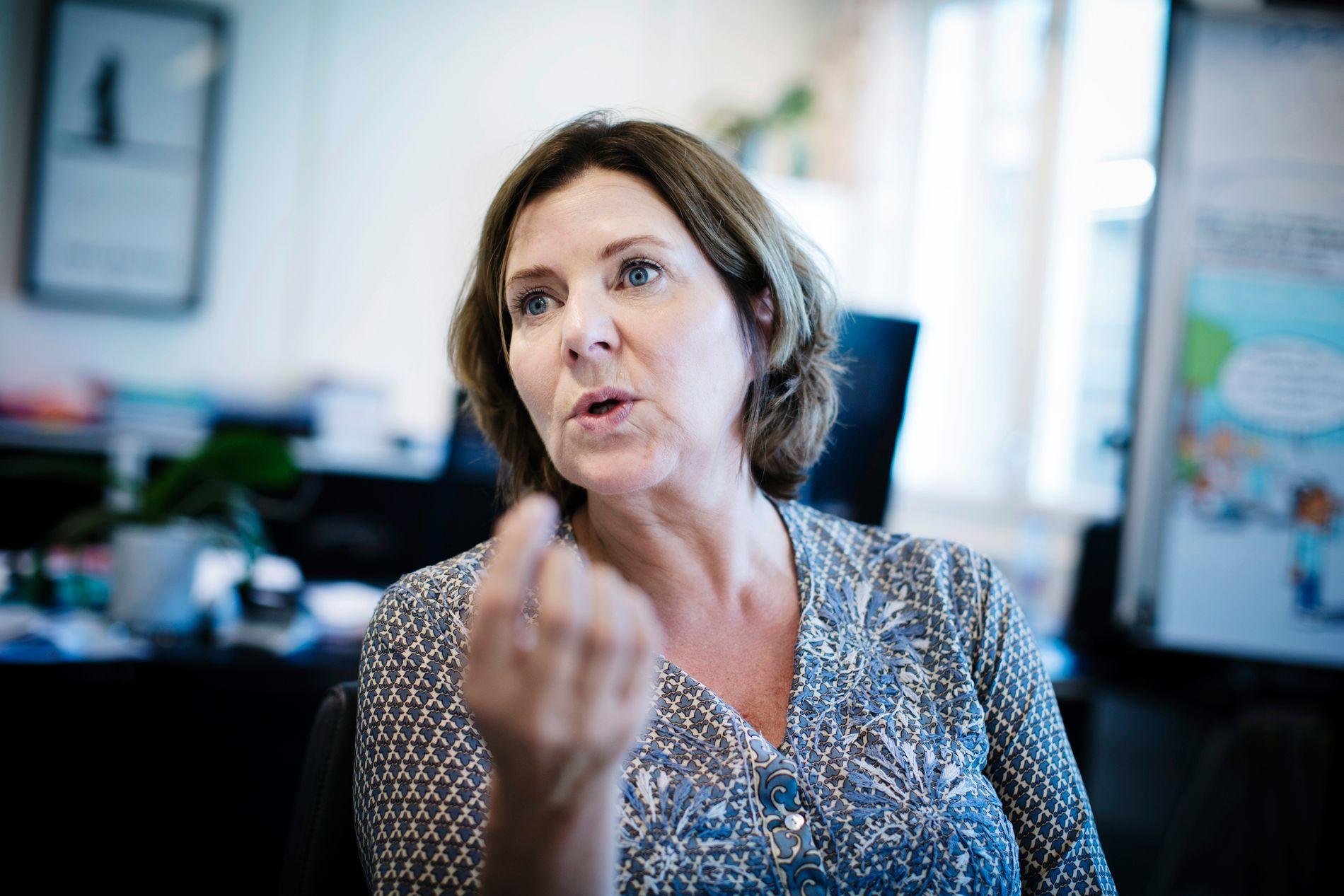 KRITISK: – Likestillings- og diskrimineringsombud Hanne Bjurstrøm driver en form for sekulær selveksorsisme, tydeligvis uten å se ironien, hevder kronikkforfatteren.