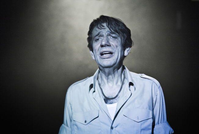 INDERLIG: Helge Jordal er som en eventyrforteller av rang i «Førstereis» Foto: MAGNUS SKREDE