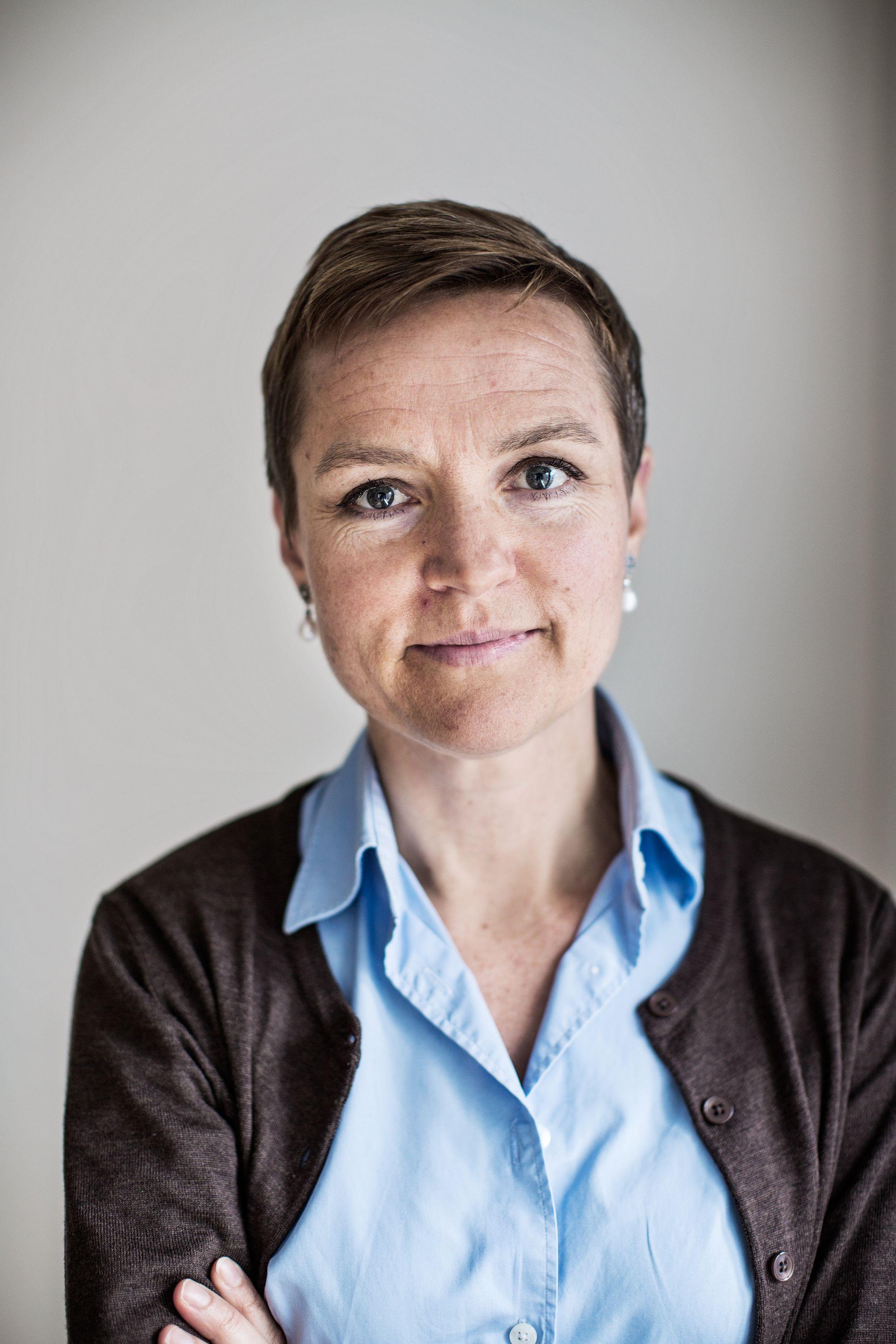FØRER TILSYN: Helga Ervik leder Sivilombudsmannen forebyggingsenhet.
