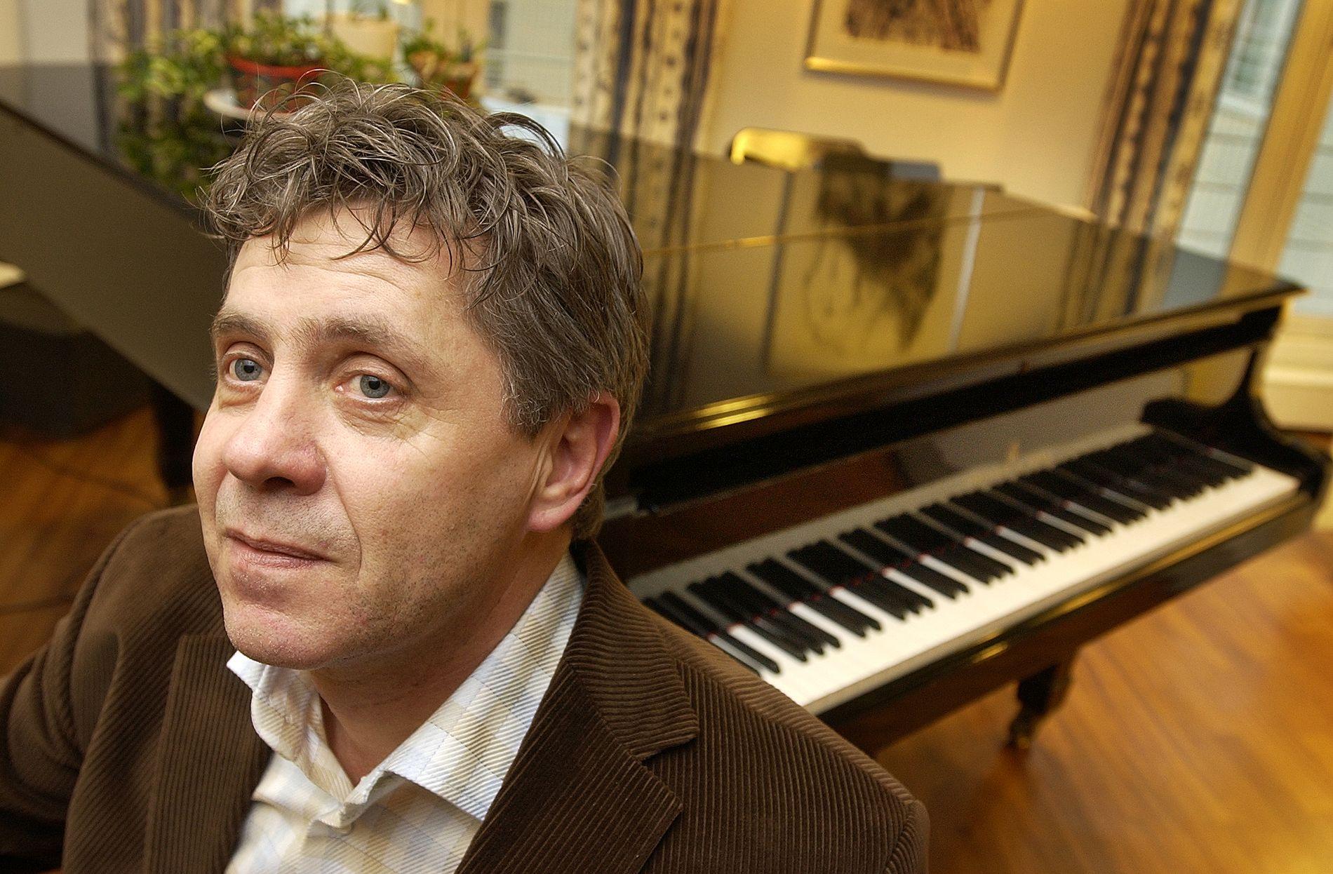 REAGERER: Administrerende direktør i TONO, Cato Strøm, her avbildet i 2003.