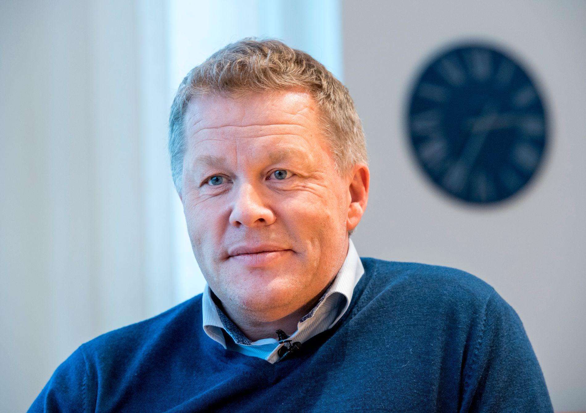 OPPSØK HJELP: Petter Brelin, leder i Norsk forening for allmennmedisin, mener det er viktig å oppsøke hjelp hvis man får problemer knyttet til prostata.