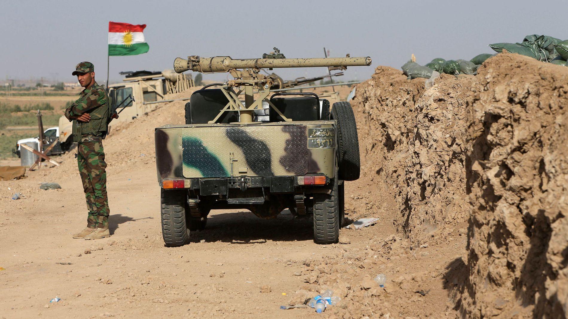 KONFLIKT: De siste to ukene har konflikten i Irak tilspisset seg. I forrige uke erklaærte opprørerne en ege stat i Nors-Irak.