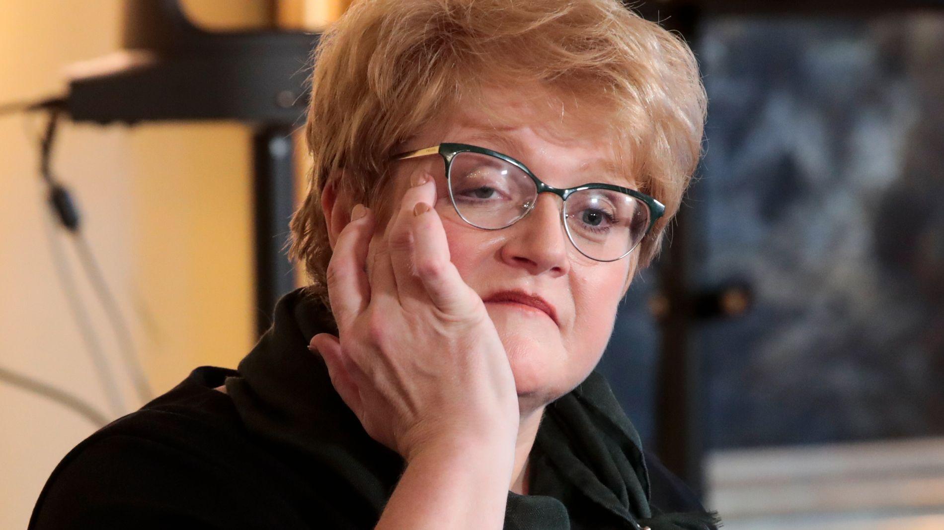 I TRØBBEL? Kulturminister Trine Skei Grandes posisjon som Venstre-leder kan bli gjenstand for diskusjon etter det svake valgresultatet.
