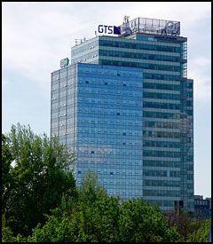 Esets hovedkvarter i Bratislava. (Foto: Kurt Lekanger)