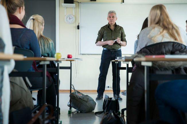 576442ac ENGSTELIGE ELEVER: Både elever og lærere blir preget av prestasjonsangst på  grunn av Osloskolens test- og prøveregime, mener professor Gunn Imsen.