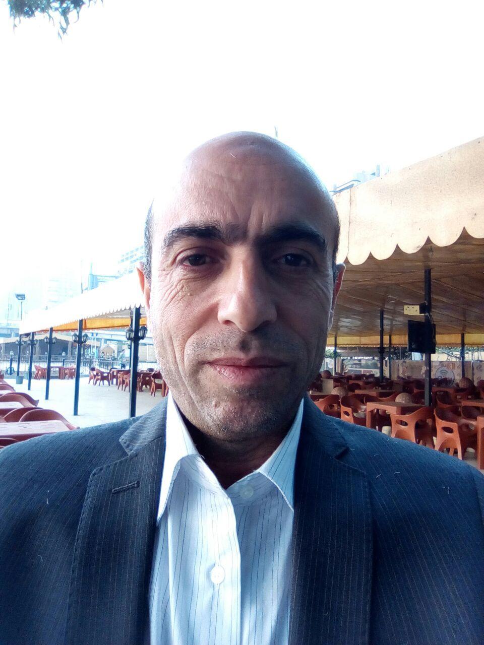 ADVOKAT: Ibrahim Metwally Hegazy (56) er en profilert menneskerettighetsadvokat i Egypt.