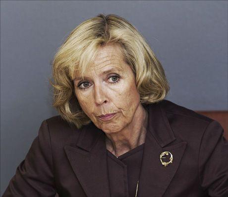 SJOKKERT: Anne Grete Strøm-Erichsen mener det er åpenbart behov for bedre kontroll. Foto: Scanpix