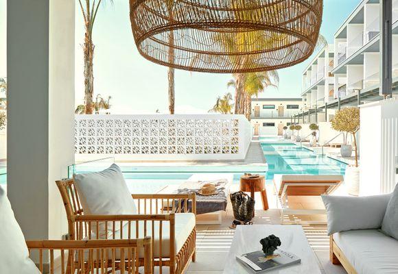 Europeiske hoteller med direkte utgang til basseng