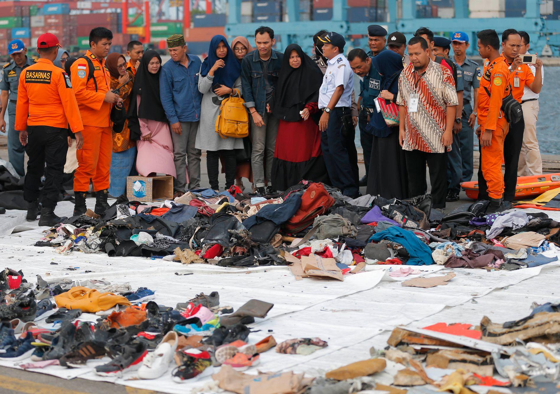 0a6843343 Taleregistrator fra styrtet fly funnet i Indonesia