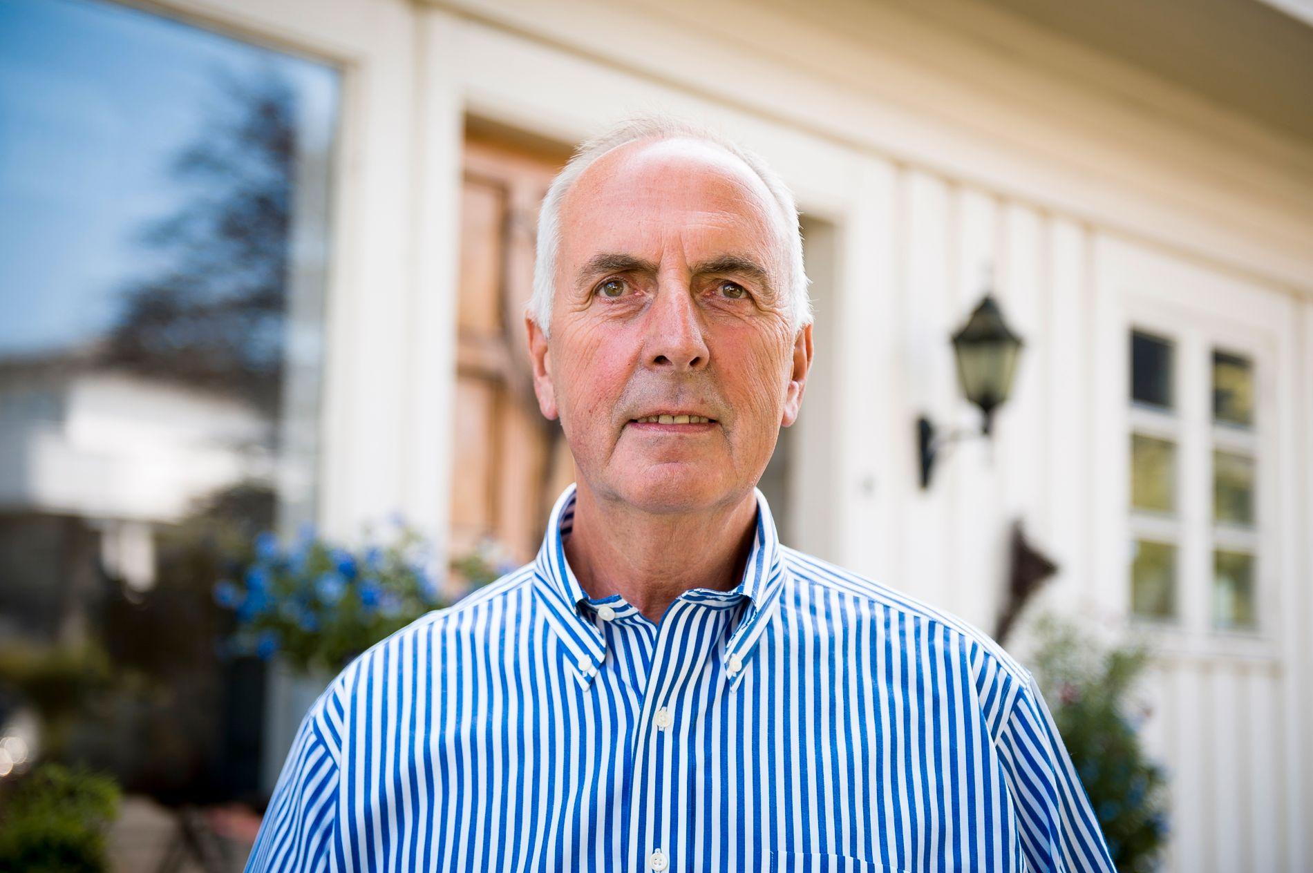 SKAPER VIRAK: Stanley Wirak (Ap) er ordfører i Sandnes i Rogaland. Han mener bompengenivået i Norge har nådd et tak. Nå vil han ha omkamp om rushtidsavgiften i bommene.