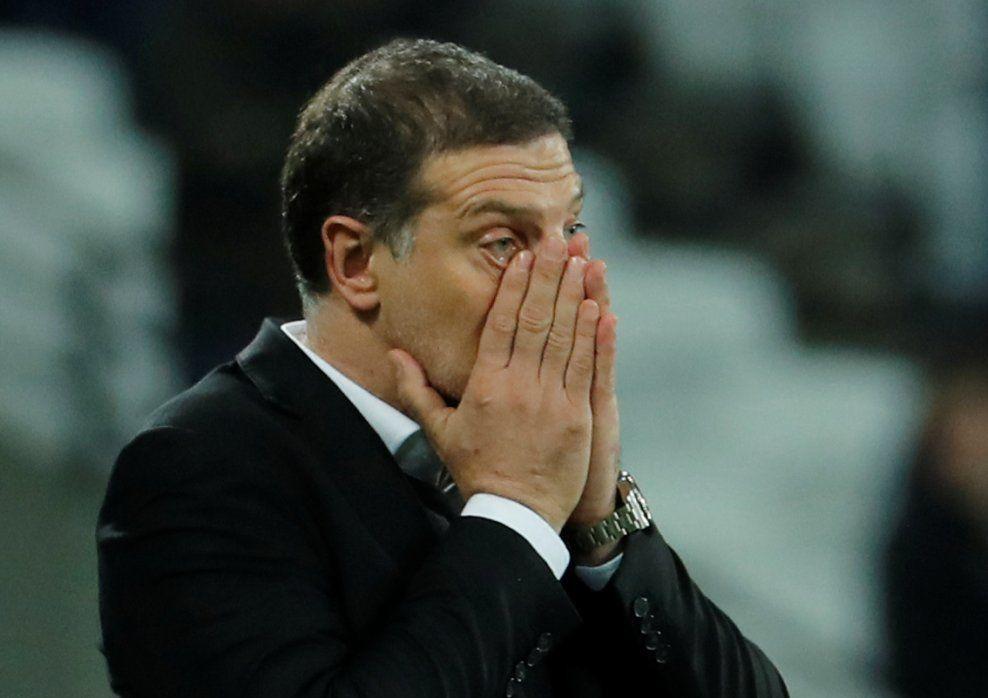 ARBEIDSLEDIG: Slaven Bilic må se seg om etter ny jobb etter at kontrakten med West Ham ble hevet.