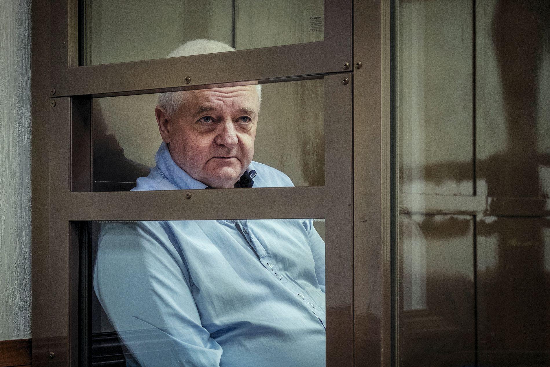 VENTER: Frode Berg har sittet i fengsel siden desember 2017. Om kort tid skal dommen komme.