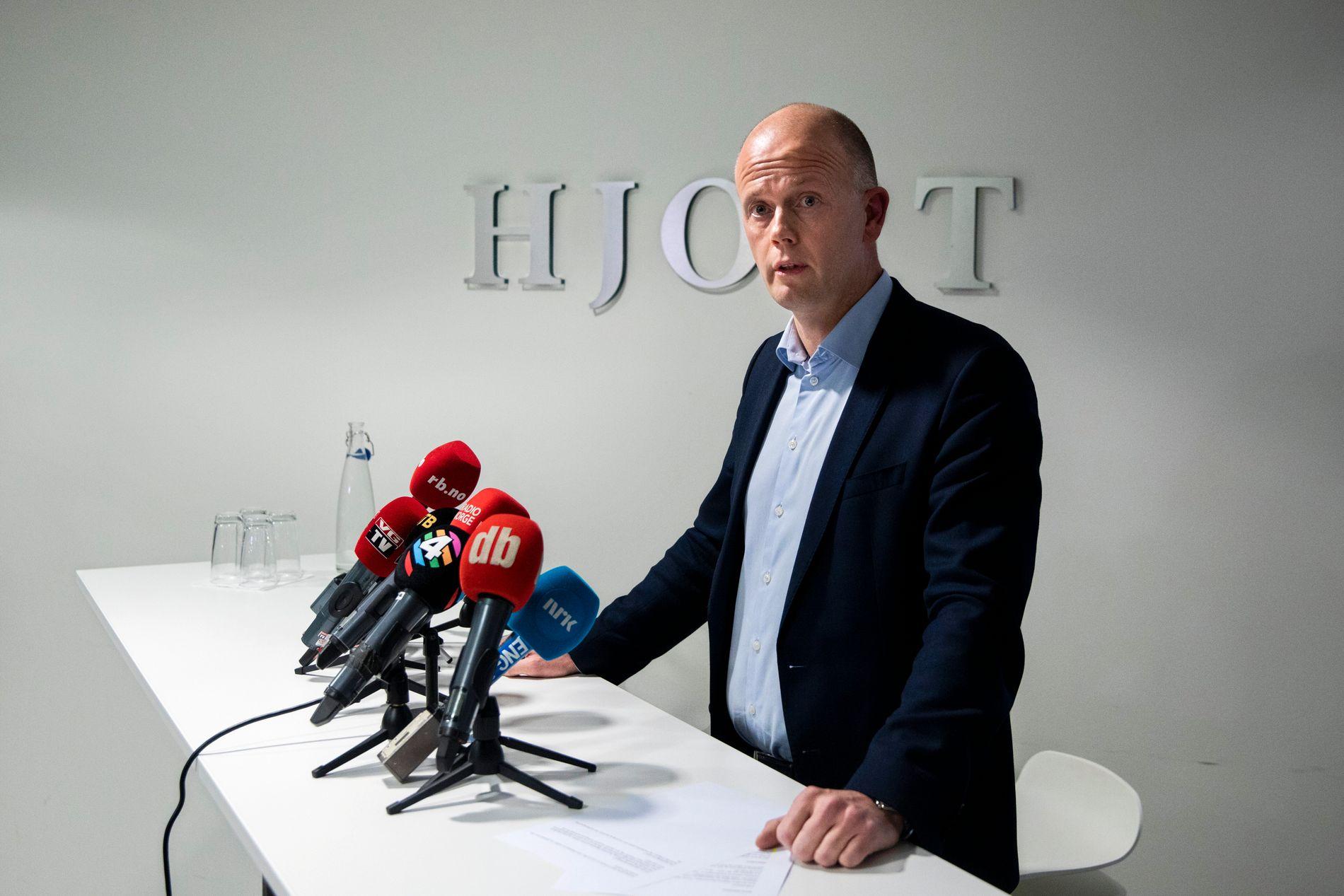VIL HA HENNE HJEM: Familiens bistandsadvokat Svein Holden sier familien ønsker å starte prosessen med å få Anne-Elisabeth Hagen trygt hjem.