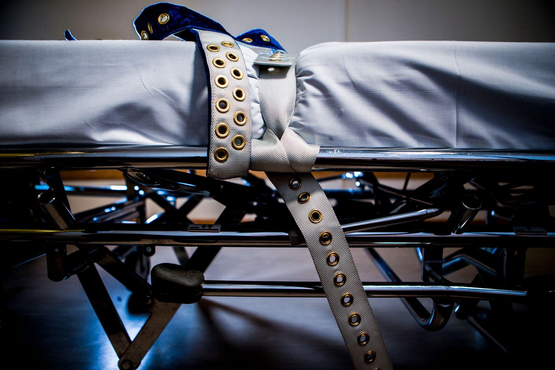 BELTESENG: VG har avslørt ulovlig og omstridt tvangsbruk i norsk psykiatri.