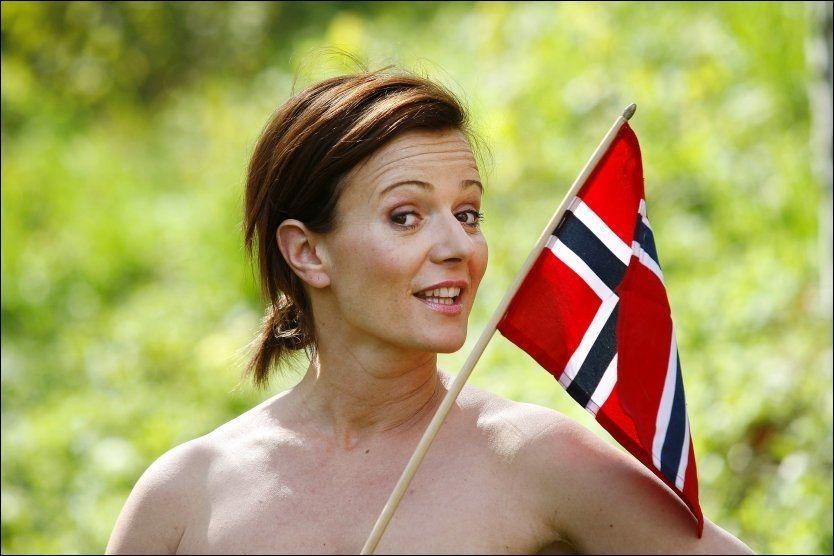 MASSIV KRITIKK: Synnøve Svabø har fått krass kritikk på nasjonaldagen etter gårsdagens MGP-finale. Foto: Trond Solberg