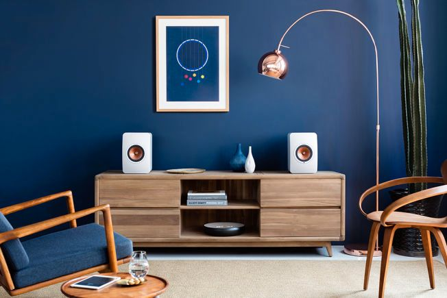 KEF LS50 Wireless. Foto: KEF