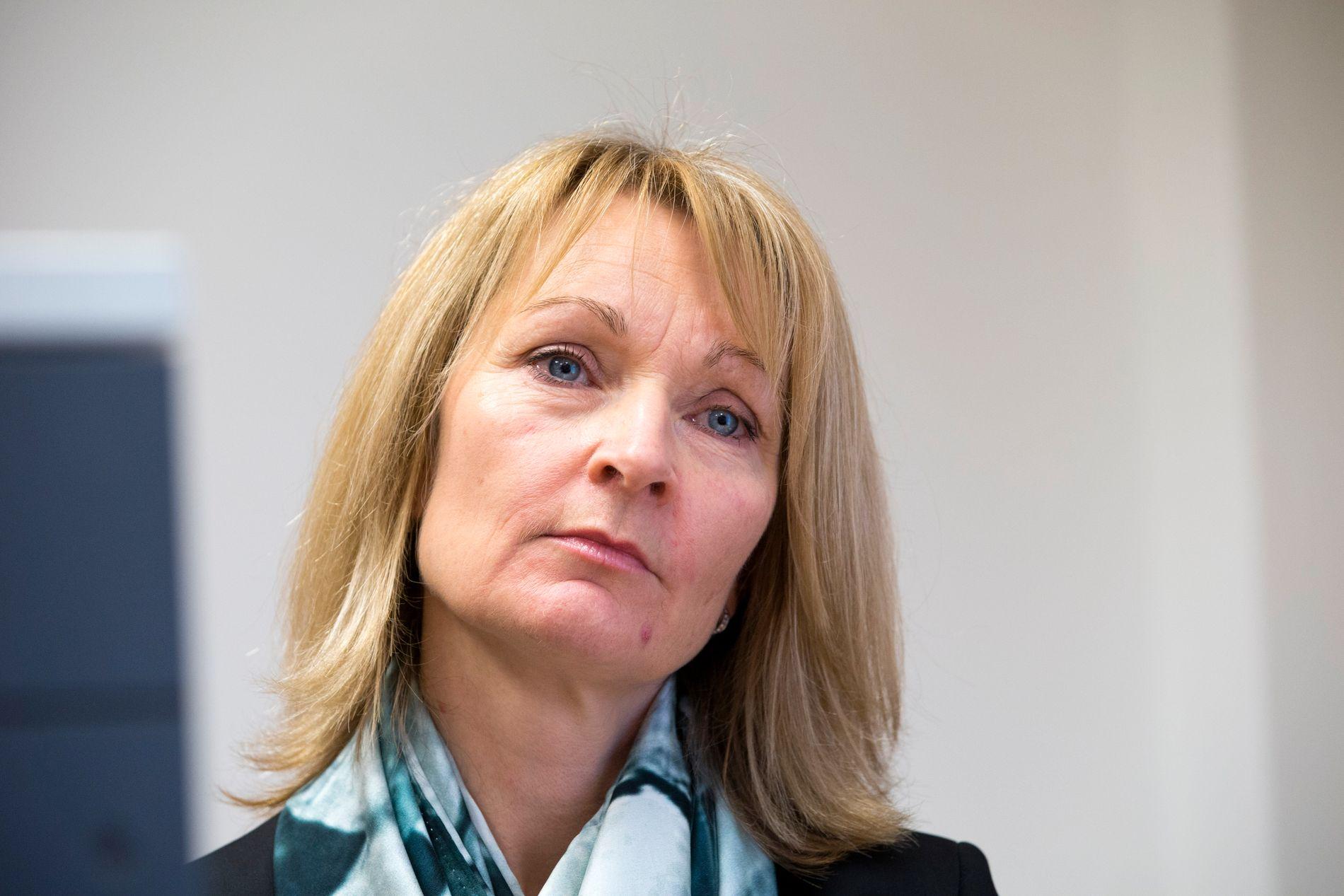 POLITIADVOKAT: Hilde Strand i Oslo politidistrikt er politiadvokat på saken.