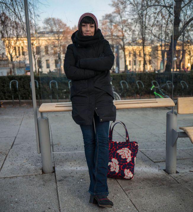 VENTER: Leder av Fagforbundet i Bergen, Sara Bell, sier hun er temmelig sikker på LO-kongressen vil vedta 6-timersdag neste år.
