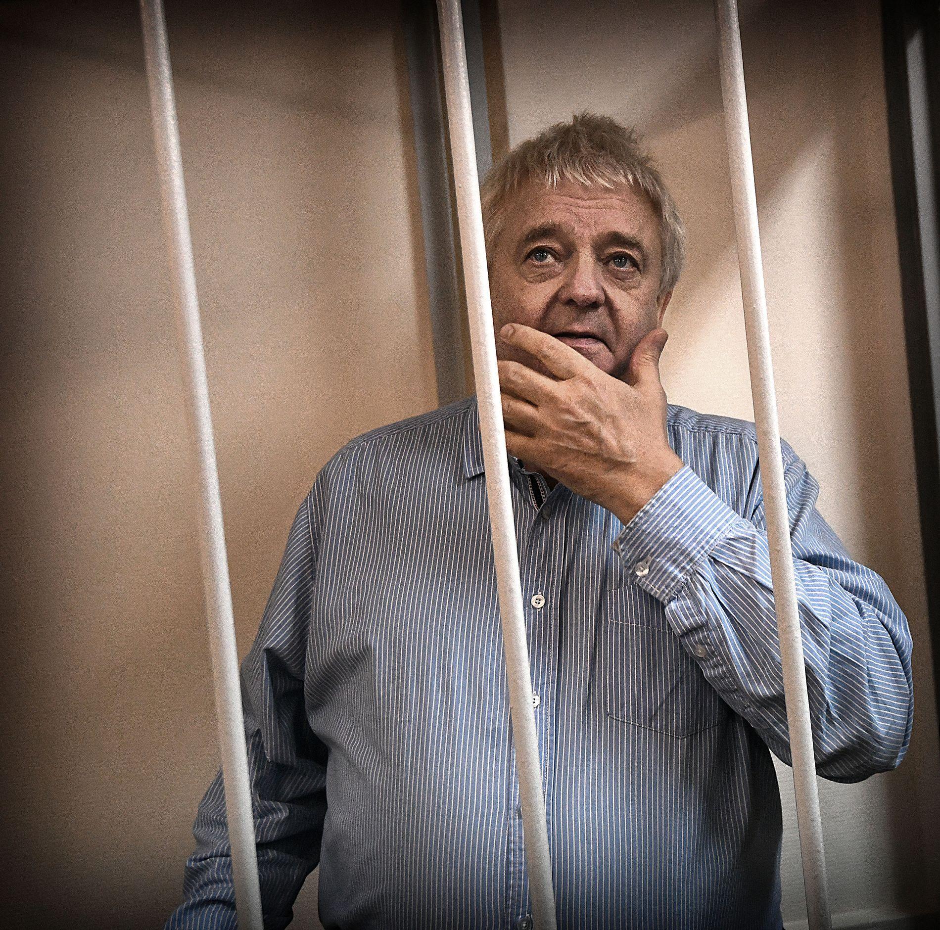 FENGSLET: Frode Berg soner i det som kalles «FSBs spesialfengsel», Lefortovofengselet. Advokatene hans vil utforske alle muligheter for å få han hjem til Norge.