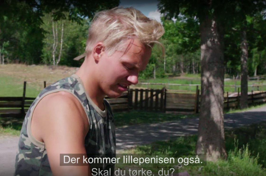 LO GODT: Erik Anders Sæter er fullt klar over at Ole Klemetsen kalte ham «lilleprins», og fikk seg et latterbrøl da «Lukkøye» ringte ham og fortalte om teksttabben.