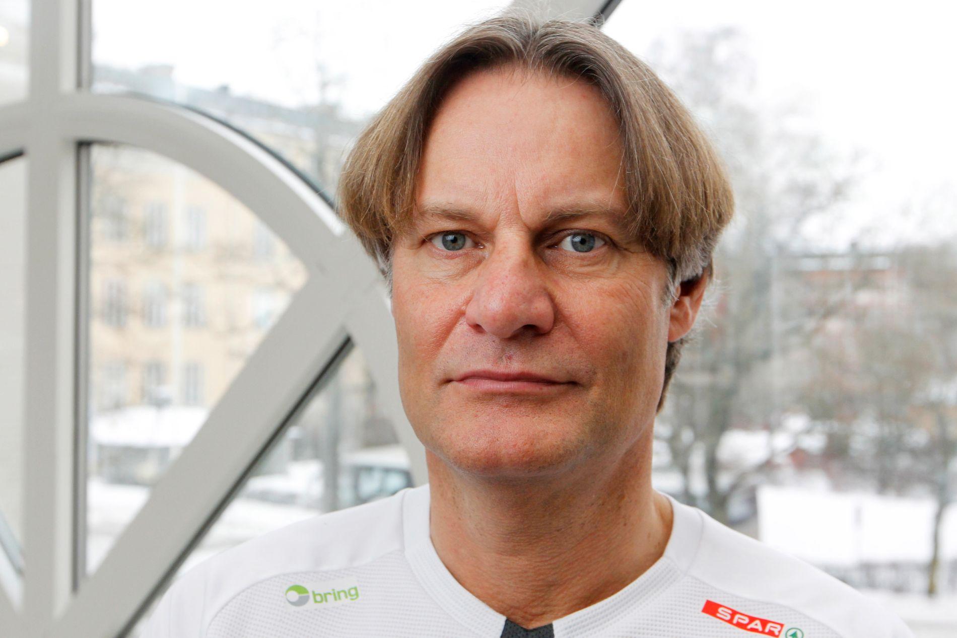 BEREDT: Thomas Torgalsen, lege ved Olympiatoppen, sier at de vil ha daglige helsebriefinger om zika under OL.