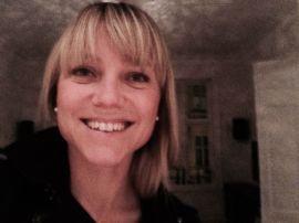 GULLVINNER-SELFIE: Siren Sundby, OL-vinneren fra Aten 2004 er nå blitt 32 år - og er nominert til årets ledertalent 2015.