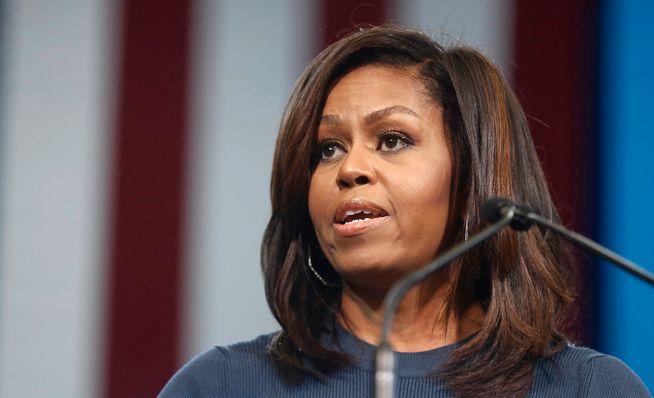 Michelle Obama: Førstedame og førstetaler.