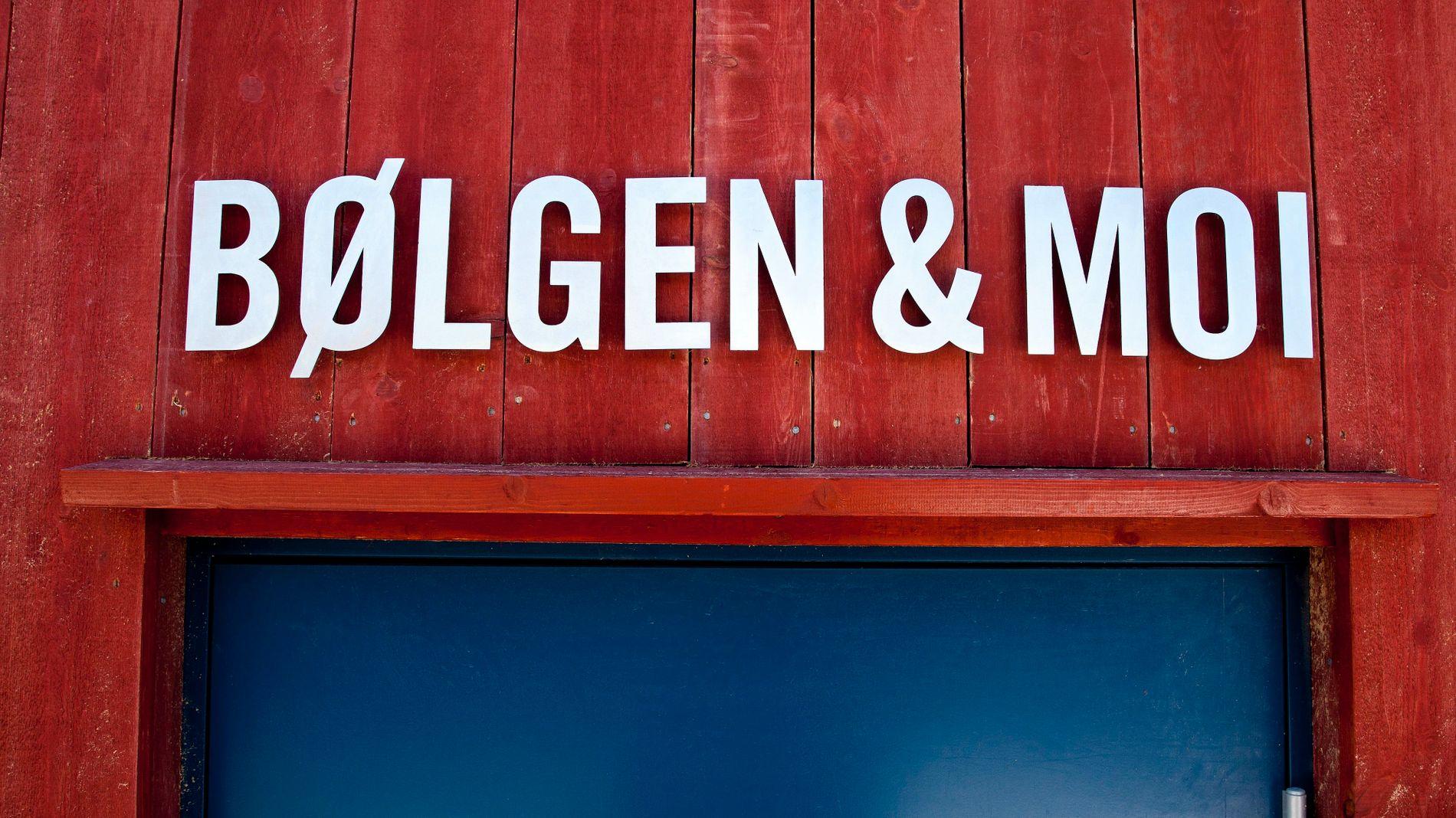 Bølgen & Moi leverer vekst i omsetningen fra 2017 til 2018. Her fra Ny-Hellesund på Sørlandet.