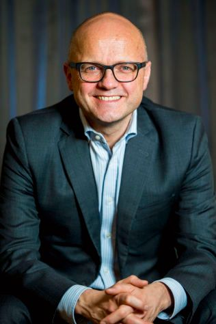 NY STATSRÅD: Klimaminister Vidar Helgesen (H).