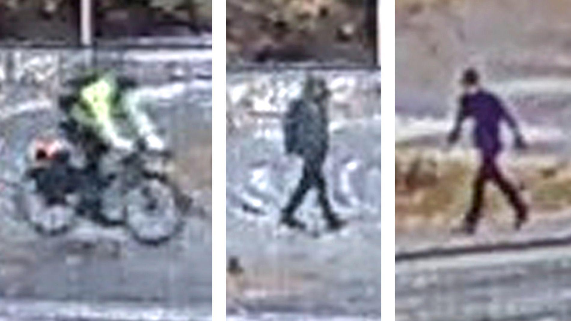 Politiet ber innstendig om at personen som syklet forbi Futurum-bygget, morgenen før Anne-Elisabeth Hagen forsvant, melder seg.