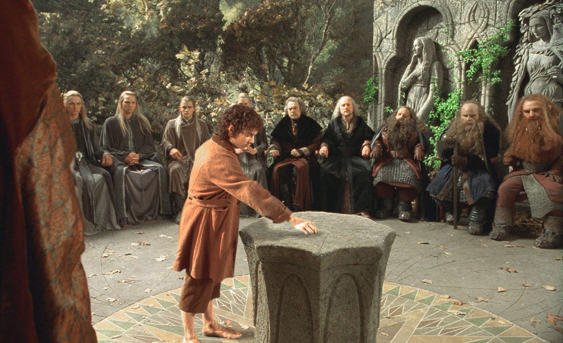 BLIR TV-SERIE: Mandag er det bekreftet at «Ringenes Herre» blir TV-serie. Det er den amerikanske streamingtjenesten Amazon som vil ta seerne med tilbake til fantasy-universet.