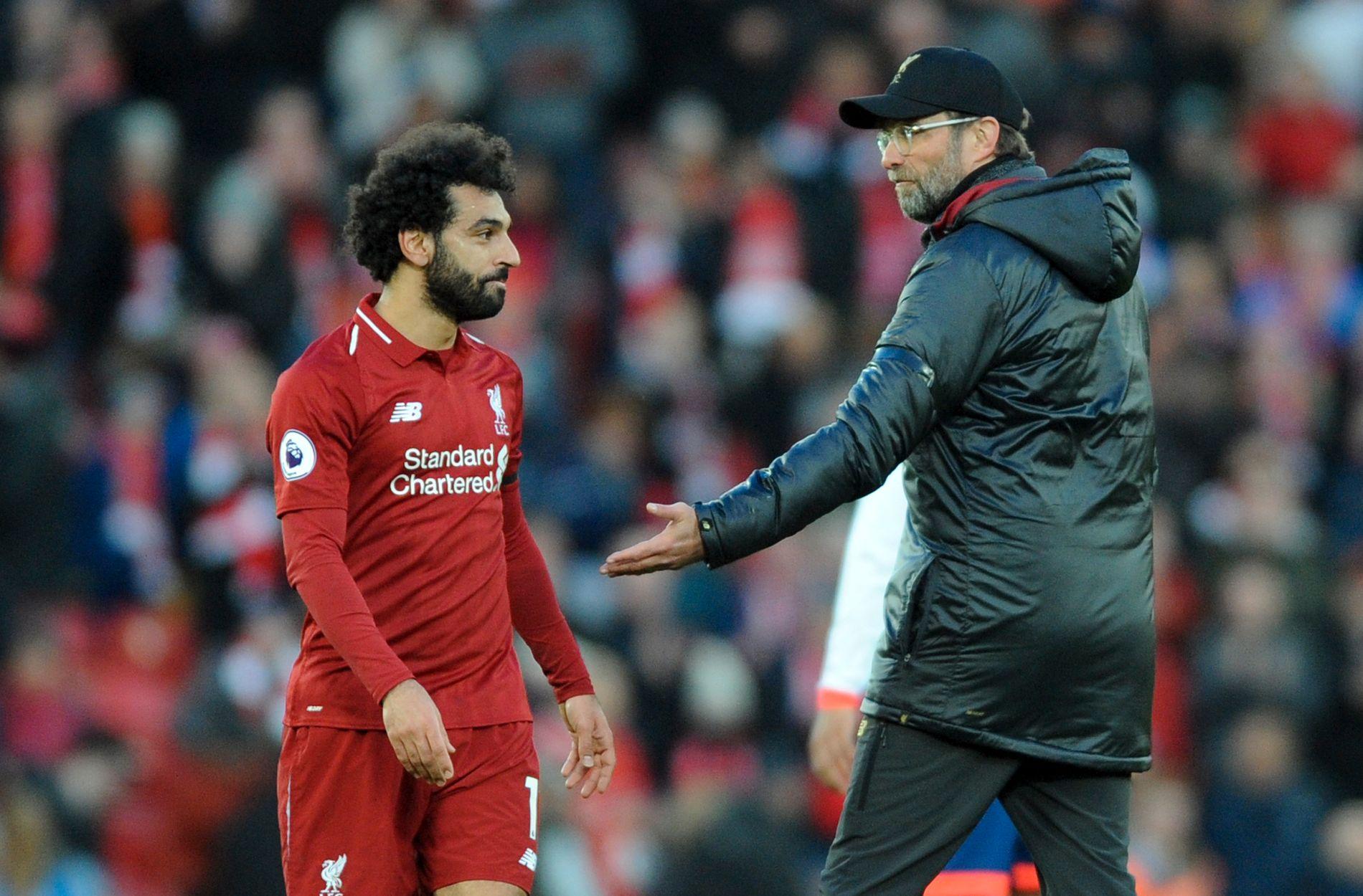 NYE MULIGHETER: Mohamed Salah, Jürgen Klopp og Liverpool møter Watford til ny kamp om tre poeng.