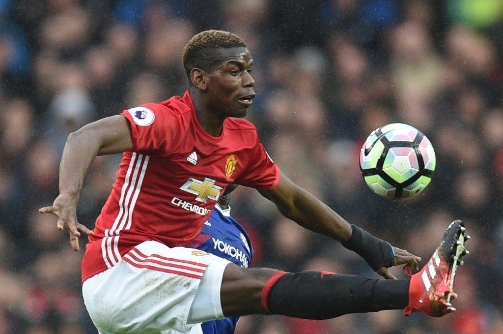 TIDENES DYRESTE: Paul Pogba ble historisk da han signerte for Manchester United i fjor sommer.