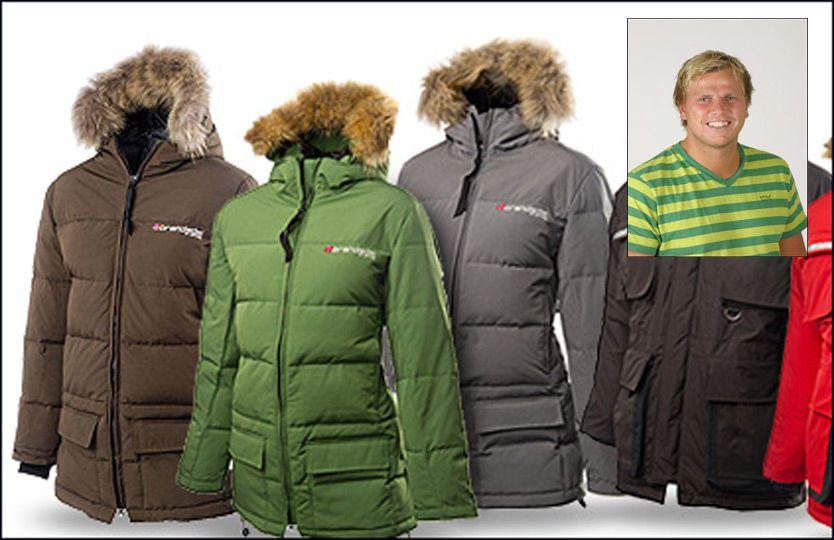 2960e686 EKTE: Denne typen jakker ble solgt med ekte pels. Daglig leder Einar Øgrey  Brandsdal hos Brandsdal beklager. Foto: Brandsdal of Norway/Privat