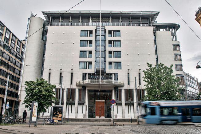 FORSEGLET: I Oslo tinghus ligger flere sentrale beslag i saken mot Amir Mirmotahari. Domstolen skal vurdere hvilke bevis politiet kan få tilgang til.