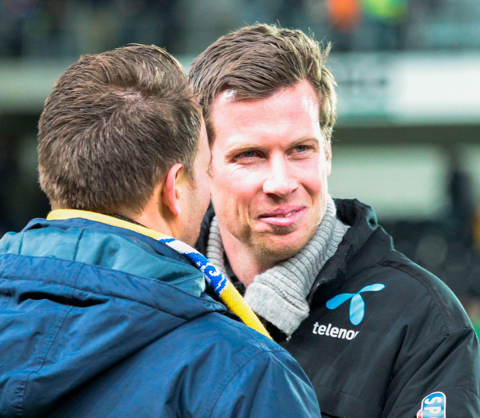EKSPERT: Jesper Mathisen er TV 2s fotballekspert.