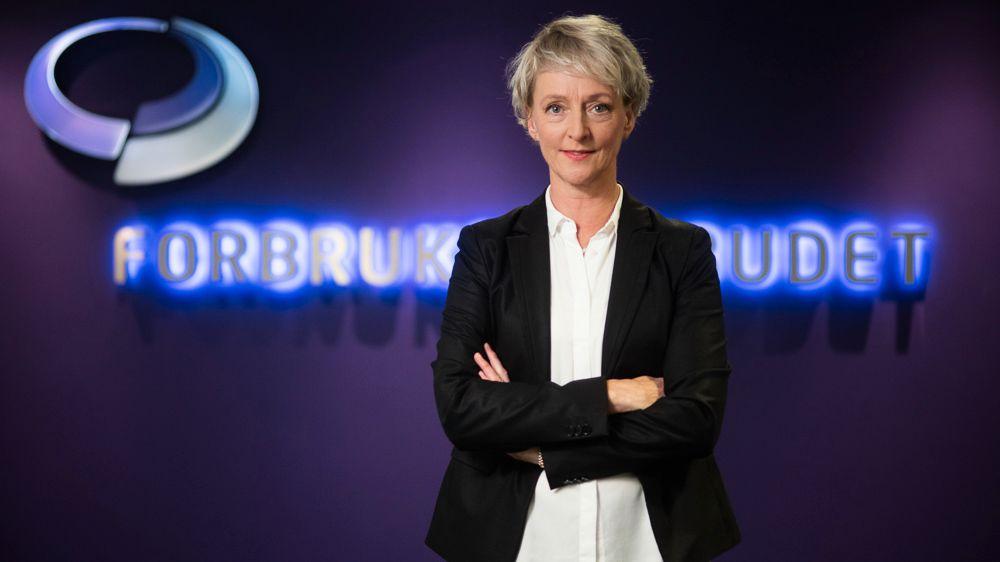 REAGERER PÅ AGGRESSIV MARKEDSFØRING AV FORBRUKSLÅN: Forbrukerombud Elisabeth Lier Haugseth.