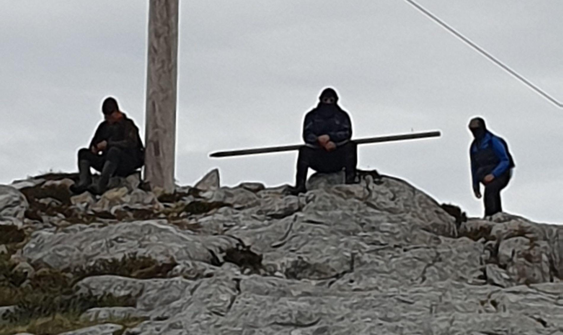 SKJEDD TIDLIGERE: Hendelsen forrige helg er ikke et engangstilfelle, ifølge Trønderenergi. Dette bildet ble tatt 19. juni inne på anlegget.