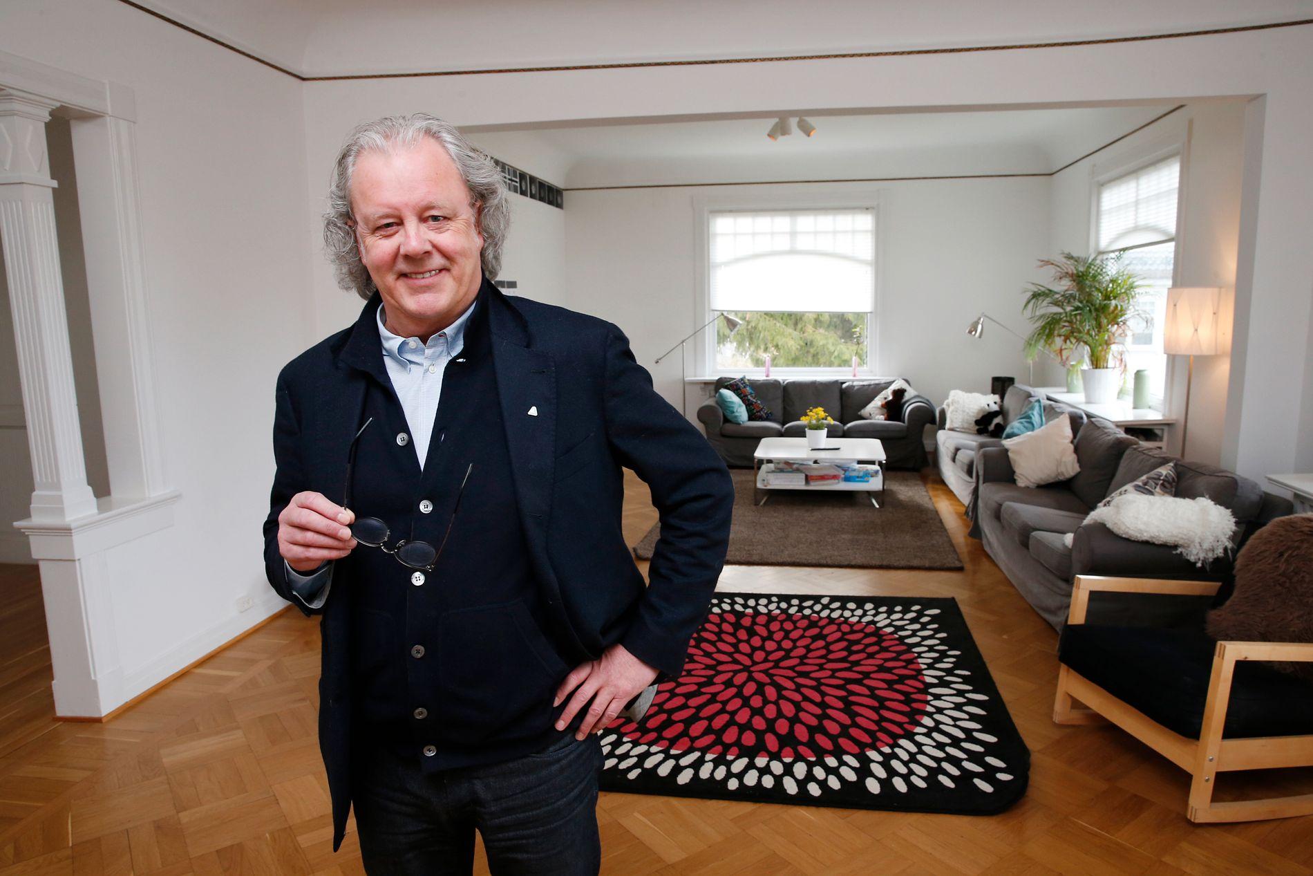 OMSTRIDTE TURER: Da han var administrerende direktør i Aleris Ungplan & BOI var  Erik R. Sandøy,  Administrerende direktør i Aleris Omsorg Norge, personlig involvert i saken om de omstridte bilturene til Oslo.