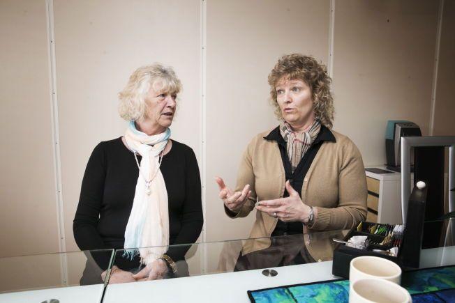 FÅR KRITIKK: Eiere av BioTek i Norge, søstrene Linda og Lis Rahbek, driver markedsføring av testene sine som Forbrukerombudet vurderer som ulovlig.