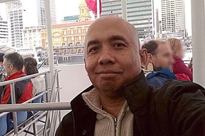 KAPTEINEN: Zaharie Ahmad Shah, her fra en ferietur i Amsterdam.